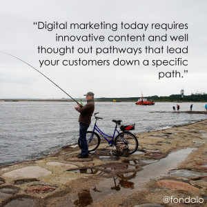 Digital Marketing requires innovative content