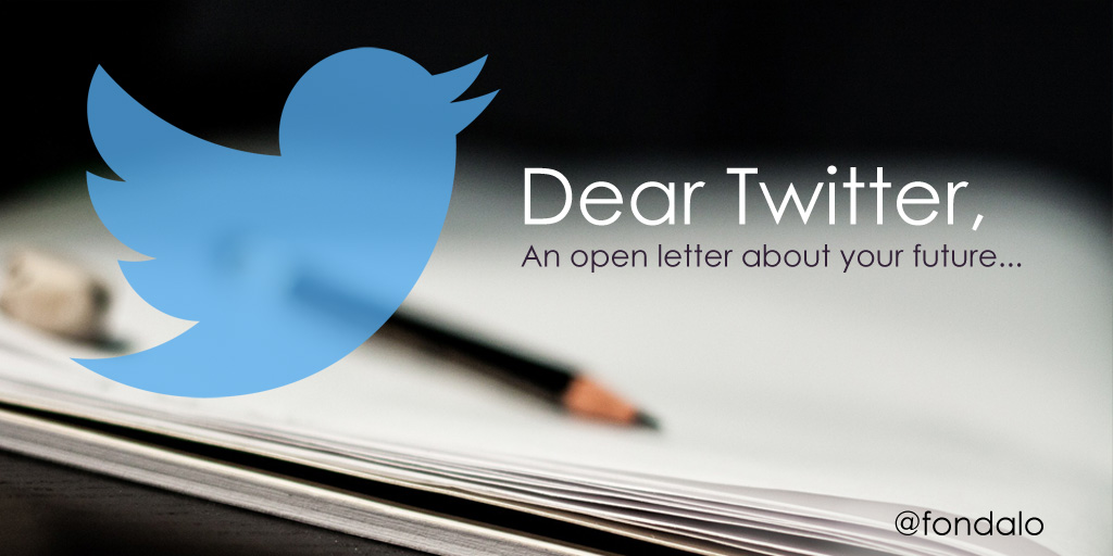 The Future Of Twitter – A Shocking Open Letter
