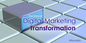 The story of digital marketing and its transformation