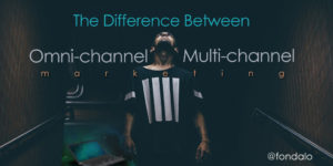 What is Omnichannel Marketing and Multichannel Marketing differences