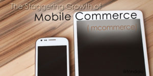 mobile commerce purchasing growth