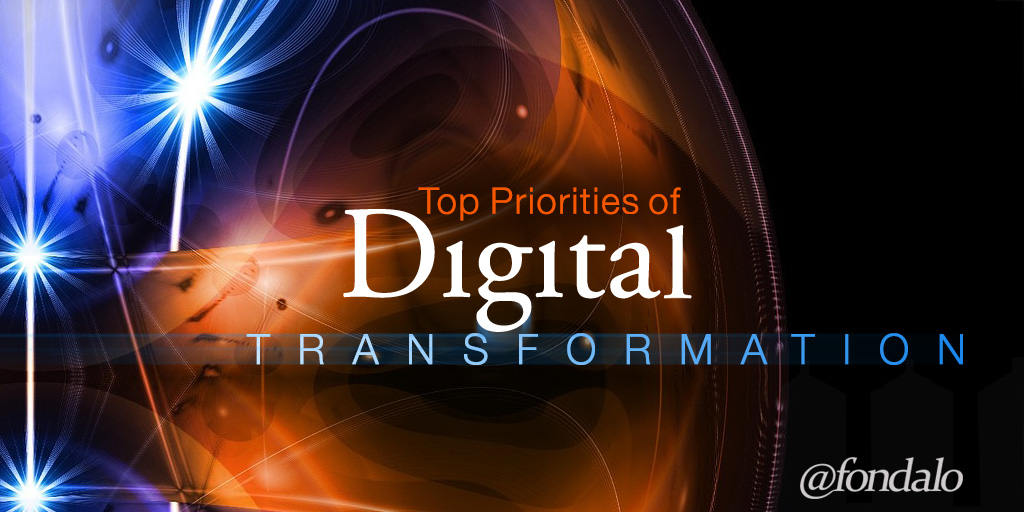 What steps to take during digital transformation