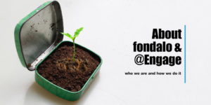 fondalo and @Engage - about us
